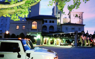 A Wedding at the Jefferson Hotel