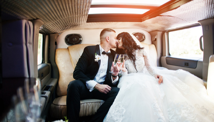 Why You Need a Limo For Your Wedding Day